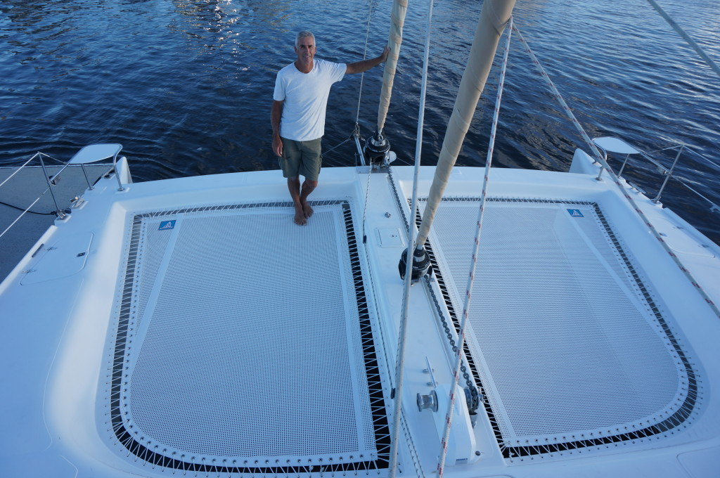 new tramps for John who is headed to the islands